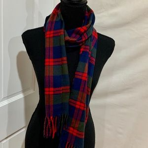 NWOT 100% Cashmere Scarf
